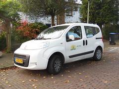 Fiat Qubo 1.4 (24 11 2014) (brizeehenri) Tags: fiat qubo 2014 4xzd58 vredeenrechtdenhaag vlaardingen