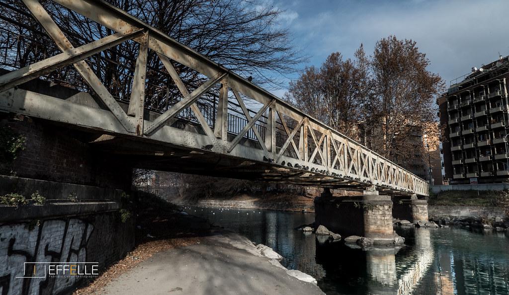 41691b308d Under the bridge 2 (Torino) (LussuF) Tags: digital december bridge river