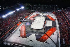 NHL 100 Classic at Lansdowne Park (beyondhue) Tags: nhl hockey winter classic senators canadiens ottawa lansdowne beyondhue stadium montreal team game outdoor 100 anniversary