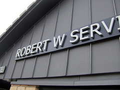 Robert W Service Court (Owen Kerr Signs) Tags: signs signage outdoorsignage lightbox officesignage retailsignage shopsignage realestatesignage propertysignage led translucentvinyl freestanding modular fascia pavement safety wayfinding glassetching manifestations windowgraphics canvasprints arylicprints decals murals owenkerr owenkerrsigns ayr ayrshire glasgow edinburgh scotland uk