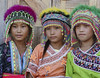Hmong Tradition, Laos (swissukue) Tags: traditionalclothing hmong laos asia portrait