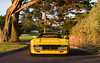 Giallo (Alexbabington) Tags: ferrari 288gto gto 288 yellow giallo cars car supercar supercars italian