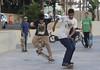 Skatistas da Praça Roosevelt (fotojornalismoespm) Tags: fotojornalismo fotografia skate adolescentes tribo praçarooselvelt consolação skatistas