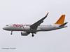 F-WWBS A320 NEO PEGASUS (@Eurospot) Tags: pegasus toulouse blagnac airbus a320 a320neo fwwbs tcnbn