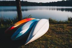 Edit -1-18 (Dane Van) Tags: kayak canadacreekranch tibbitslanding ccr atlantamichigan canon5d 35mm boats lakegeneva lake