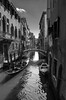 Canals (Salvo.do) Tags: blackandwhite black white venice canals travel discovery grey monocrome monocromatic italy boat gondola bridge street pentax k5 1855 wr