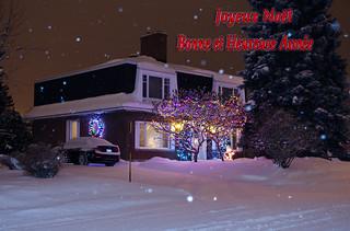 Nuit de Noël à Rimouski