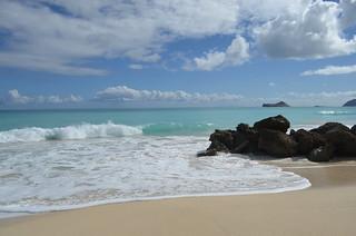 Beautiful Turquoise Beach