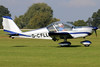 G-CFLL_01 (GH@BHD) Tags: gcfll evektoraerotechnik ev97 eurostar evektoraerotechnikev97eurostar microlight laa laarally laarally2017 sywellairfield sywell aircraft aviation