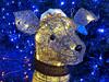 Christmas Dog (meeko_) Tags: christmas dog lights decoration christmasdecoration mccaycreekplaza florida botanical gardens floridabotanicalgardens holiday holidaylights holidaylightsinthegardens largo night garden floridachristmas christmaslights pinellas botanicalgarden