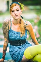 Charli Blake (Thomas Hawk) Tags: america california charliblake eastbay garden morcomrosegarden oakland usa unitedstates unitedstatesofamerica fav10 fav25 fav50 fav100