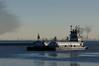 Barge (Frank G Cornish) Tags: seascape industry transportation maritime corpuschristibaytx shipchannel