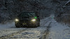 WRXSTI (_jonchinn) Tags: snow day subaru jdm wrx sti rally car automotive off road forest woods twilight winter wonderland