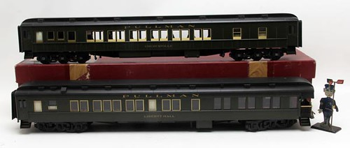 J&M One Gauge Train Models ($672.00)