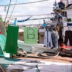 南方澳漁港_9 (Flickr explored on Dec 28, 2017) (Taiwan's Riccardo) Tags: 2017 taiwan 120film negative kodakpro160 slr rolleiflex6008i rolleilens zeisslens hft planar fixed 80mmf28 宜蘭縣 南方澳 南方澳漁港