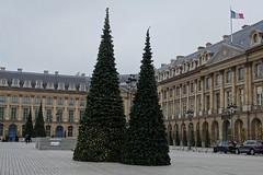 076. Paris Noël 2017 (@bodil) Tags: noël joyeuxnoëletbonneannée décorationdenoël paris christmas christmastree sapin