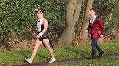 Walk on the Wild Side (ƒliçkrwåy) Tags: windlesham pramrace fun costume fancydress