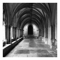 Norwich Cathedral (mibric) Tags: noiretblanc cathedral cathédrale england angleterre norwich blackandwhite