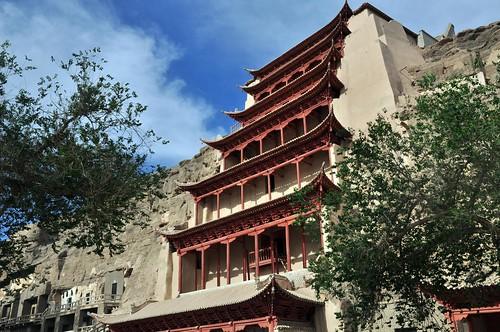 Mògāo kū, Dunhuang
