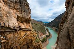 Caminito del rey.jpg (Ruiz Molina) Tags: montañas alairelibre paisaje