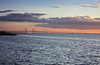 IMG_7415-1 (Andre56154) Tags: schweden sweden sverige landschaft landscape himmel sky sonne sun wasser water küste coast sonnenuntergang sunset öresund brücke bridge
