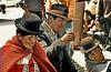 La Paz: Street Market (gerard eder) Tags: world travel reise viajes america southamerica südamerika sudamérica sudamerica latinamerica bolivia lapaz market städte street stadtlandschaft streetlife streetmarket people peopleoftheworld outdoor