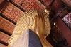 Reclining Buddha at Wat Pho (Bangkok) (Life is a space journey) Tags: thailand fujix100t bangkok street phography