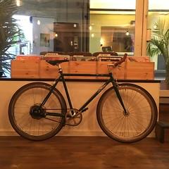 אופניים קלים במיוחד - FOFFA BOOST (electricbicycleisrael) Tags: אופנייםחשמליים אופנייםחשמלייםמתקפלים ectlv electric electricbike zehus singlespeed