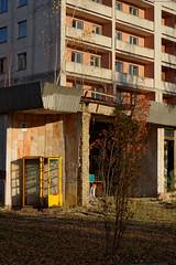 Last Phonebooth (tarmo888) Tags: sel50f18 sonyalpha sonyα nex7 geotaggedphoto geosetter sooc photoimage фотоfoto year2017 gpscalculator ukraine україна ukrayina украи́на украина chernobyl chornobyl чорнобиль чернобыль czarnobyl tšornobõl tšernobõl pripyat при́пять prõpjat urbanexploration urbex ruinporn autohdr зимовище kyivska vertical