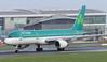 EI-CJX Boeing 757-2YO Aer Lingus Lining up for take-off to Newark operating EI101 2-1-18 (Conor O'Flaherty) Tags: shamrock dublinairport dub dublin airport aerlingus runway28 28 runway lineup eicjx boeing 757200 rollsroyce rb211 asl