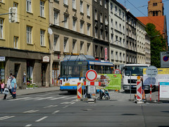 Ostrava trolleybus No. 3307 (johnzebedee) Tags: trolleybus tram publictransport vehicle ostrava czechrepublic skoda skoda21tr johnzebedee