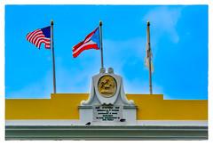 Tres Banderas (Timothy Valentine) Tags: fbpost 2017 flags birds vacation 0417 hrsw sanjuan puertorico pr