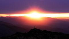 Luminous Watch (Nate Bittinger) Tags: nate bittinger shenandoah national park virginia sunset mountains hiking landscape