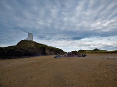 Llanddwyn Island Anglesey North Wales. (TaffTravels10) Tags: landscape wales anglesey newborough llanddwyn beach lighthouse