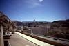 Hoover Dam - Kodachrome - 2001 (11) (Ron of the Desert) Tags: film slidefilm positivefilm reversalfilm kodachrome kodak dam hydroelectric hooverdam coloradoriver lakemead hydropower bureauofreclamation