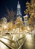 Freedom tower. (AlanHowe :)) Tags: freedomtower manhattan nyc