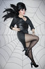 Elvira cosplay (Nebulaluben) Tags: elvira cosplay costume cosplayer cassandra peterson actress movie mistress dark