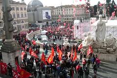 P1030998 (i'gore) Tags: roma sindacato pensioni cgil lavoro diritti giustizia giustiziasociale giovani manifestazione
