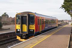 Photo of East Midlands Trains 153357 - Sleaford