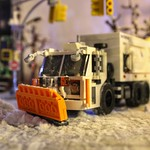 Wintertime in LegoNYC thumbnail