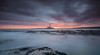 Mary LE (ianbrodie1) Tags: longexposure leefilters water sea seascape ocean coast coastline north tyneside lighthouse rocks sky colour cloud nikon sunrise cloudsstormssunsetssunrises
