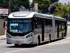 7 2271 Viação Campo Belo (busManíaCo) Tags: caio millennium brt 2017 articulado mercedesbenz o500uda bluetec 5 viaçãocampobelo