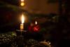 Weihnachtsbaumkerze (roland_zink) Tags: city neuanspach hessen deutschland deu