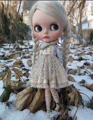 January 2018 Calendar Girl - Luna in Pumpkinbelle
