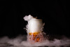 Yellow Drink (SmittyImagingLtd) Tags: dry ice dryice smoke science experiment color