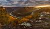 The Grand View (randall sanger) Tags: grandview newrivergorge newriver nps nrg newrivergorgenationalriver nationalparkservice sunrise pano randallsangerphotography westvirginia westvirginialandscapephotography