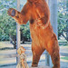 Kodiak Bear, Museum of Science and Natural History, Miami, Florida