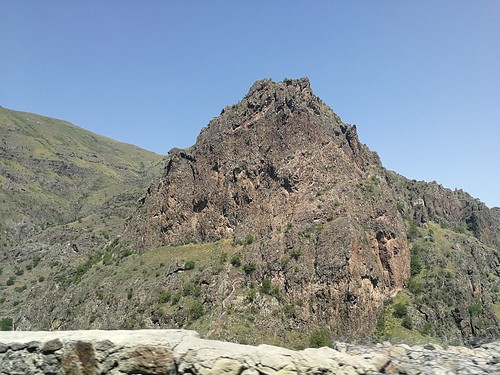 Road to Vardzia
