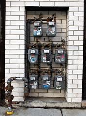Meters (Brule Laker) Tags: chicago illinois wickerpark nearnorthwestside