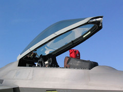"Lockheed F-22 Raptor 4 • <a style=""font-size:0.8em;"" href=""http://www.flickr.com/photos/81723459@N04/25346997268/"" target=""_blank"">View on Flickr</a>"